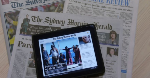 Fairfax moves a step closer to ending print run